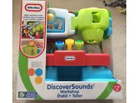 BRAND NEW Little Tikes Discover Sounds Workshop