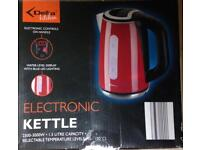 New - Delta - kitchen electronic. Kettle