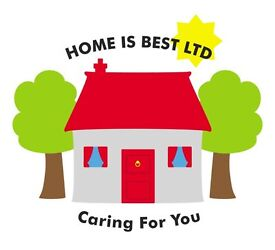 care assistant / home carers required