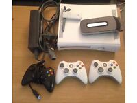 Xbox 360 bundle with 120GB HDD