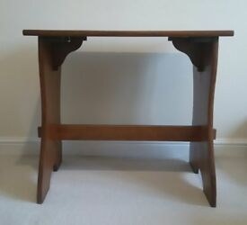 Solid wood table for sale very good condition £30