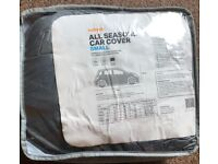 HALFORDS- ALL SEASONS CAR COVER- SMALL