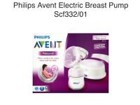 Philips event natural breast pump