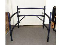 Roland V Drums MDS-10 blue drum rack PRO stand frame SOLID electronic kit
