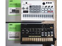 KORG VOLCA sample + beats
