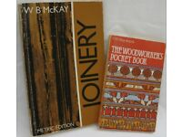 Joinery and The Woodworker's Pocket Book