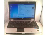 """HP Elitebook 8440p. i5 1st Gen 2.6GHz. 8GB RAM. 500GB HDD. WIFI. Webcam. LED. 14"""" Win 7 Pro"""