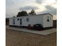 Mobile home 40-13foot 4berth for sale to be resited
