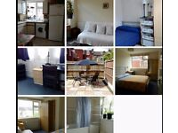 Rooms to rent in shared house.