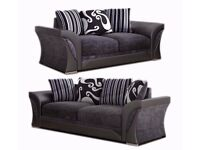 SAME DAY DROP! Brand New SHANNON Corner Or 3 + 2 Sofa, SWIVEL CHAIRS, Universal corner Sofa
