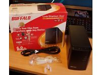 Buffalo Linkstation Duo 6tb (NAS)