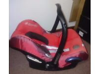 Used Maxi - Cosi 0+ baby car seat