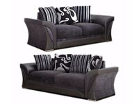 🔎 BRAND NEW POLAND IMPORTED SHANNON SOFA CORNER AND 3+2 SEATER 🔍