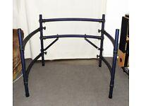 Roland V Drums MDS-10 blue drum rack PRO stand frame SOLID electronic kit RACK