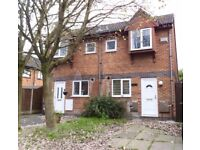 1 Bedroom House To Let Newton Heath With Off Road Parking & Garden Shops, Trams