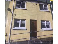 Ideal Buy To Let Or First Home. Cosy 2 Bed Cottage Mill Street Torrington Devon