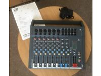 Spirit Soundcraft 10:2 Audio Mixer (Reduced to £60!)