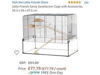 Large hamster bundle
