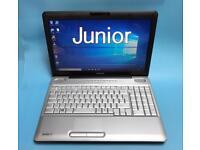 Toshiba i5 VFast 4GB, 500GB, HD Laptop, Win 10, HMDI Microsoft office, Excellent Cond