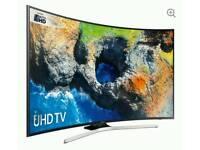Samsung 55 Inch 55MU6200 Curved 4k Ultra HD HDR Smart TV