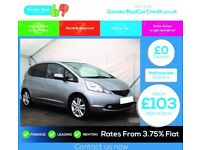 Honda Jazz 1.4 EX-T 5dr / FINANCE AVAILABLE