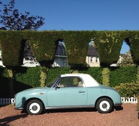 Nissan Figaro in good condition