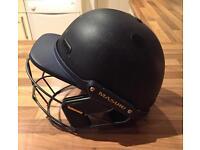 Masuri club cricket helmet