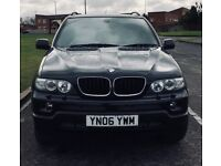 Bmw x5 diesel automatic sat nav FINANCE available
