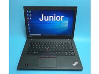 NEW Lenovo i5 Rapid 16GB, 512GB SSD, Slim High End Laptop, Gaming office, Portable, Boxed, Fast Boot
