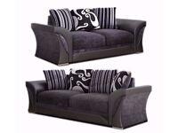 **PROMO SALE** BRAND New SHANNON Corner Or 3 + 2 Sofa, SWIVEL CHAIRS, Universal corner Sofa