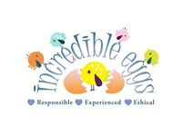 Branch Manager - Incredible Eggs London and East