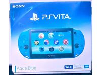 Sony PS Vita (New Slim 2014 version) (PlayStation Vita)