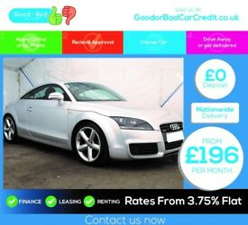 Audi TT 2.0 TDI S Line Quattro 3dr / FINANCE AVAILABLE