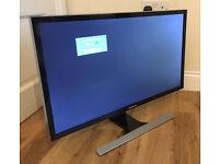 "Samsung 28"" 4K UHD LED IPS Panel, 3840 x 2160, 2ms, HDMI - WARRANTY"