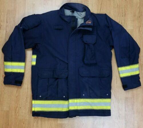 Globe LifeLine EMT EMS Tech Rescue Firefighter Turnout Jacket Sz. M