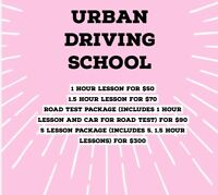 Class 5 Driving Lessons