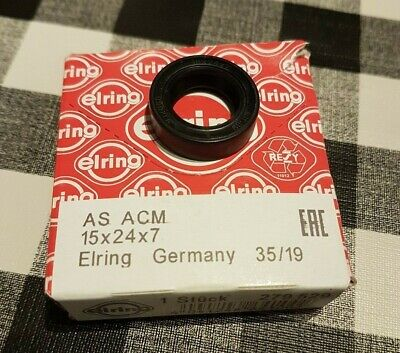 Genuine New VW AUDI 085 gearbox selector Shaft Seal 085301227