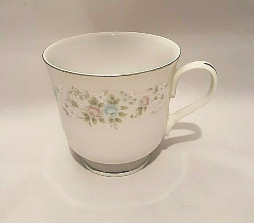 Carlton China Corsage 481 (1)  Replacement Tea cup pink & Blue Flowers