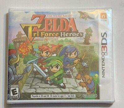 Usado, The Legend of Zelda: TriForce Heroes - Nintendo 3DS Factory Sealed comprar usado  Enviando para Brazil