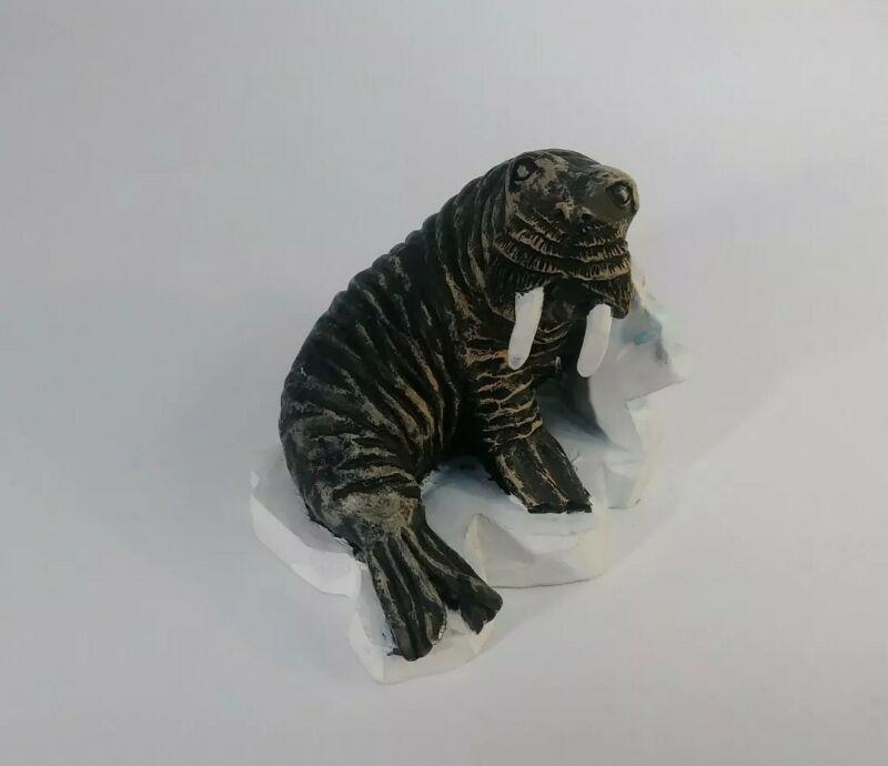 Walrus Miniature Figurine Sea Ocean Life Creature