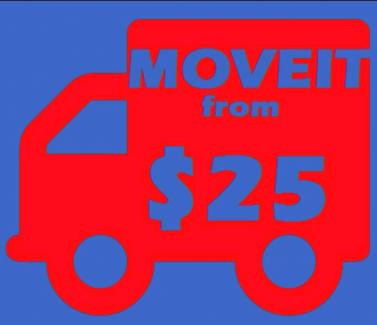 Deliveries, pickups, furniture removalists.
