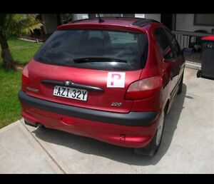 2003 Peugeot 206 Hatchback Newcastle Newcastle Area Preview