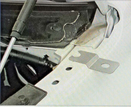 NCG DGANTPF Vehicle Specific Mount for Dodge Ram, Ford Explorer+Police Intercept