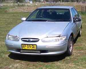 Ford Futura EL 10 MONTHS Rego. Glen Innes Glen Innes Area Preview
