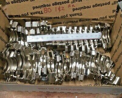 Lot Of 80 Neodymium Rare Earth Hard Drive Magnet 1 2 Mm Thick