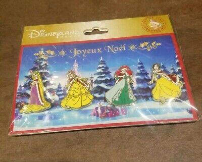 Disneyland Paris Christmas Princess Booster set