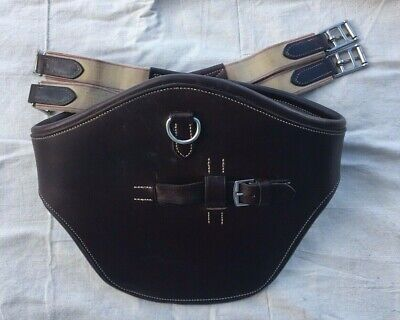 Size 56 Details about  /Devoucoux Belly Guard Girth