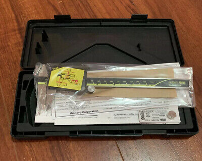 New Mutitoyo 500-196-30 Absolute Digimatic Caliper 0-6150mm Made In Japan