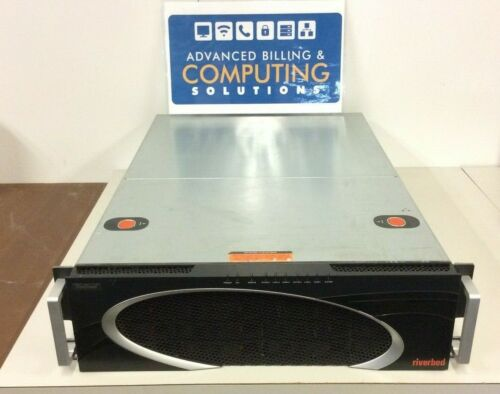 Riverbed INT-09350-D RB100-00300-05 WOC Load Balancer -16 HDD Bays, 2x 500GB HDD