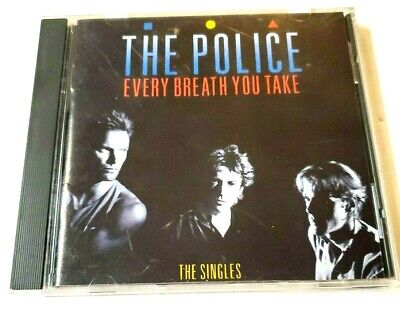 THE POLICE EVERY BREATH YOU TAKE THE SINGLES Roxanne Message in a Bottle Sting